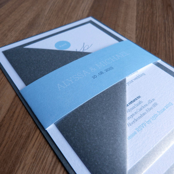 Wedding Invitation Suite - Adore Wedding Range